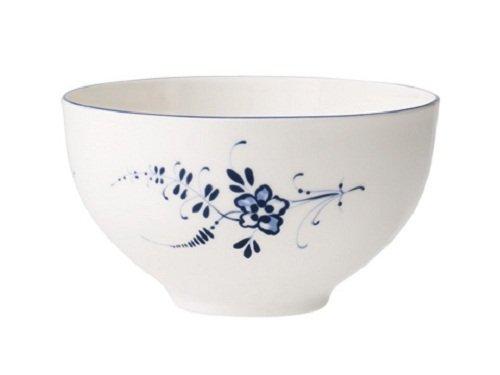 Villeroy & Boch Vieux Luxembourg Coupelle, Porcelaine Premium, Blanc/Bleu