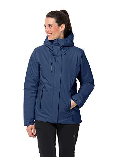 Jack Wolfskin Damen Troposphere Jacket W Wetterschutzjacke 5