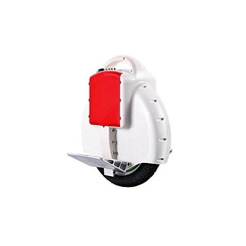 GOTE BIKE GBU3501B - Monociclo eléctrico, Color Blanco, Talla única