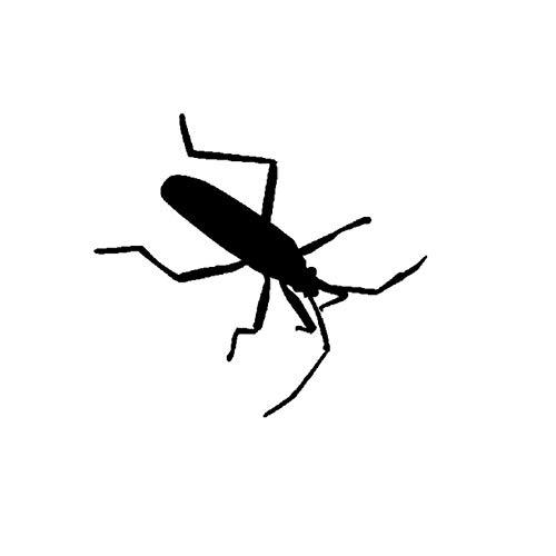 Wymw 14,6 Cm * 13,3 Cm Schillernde Karikatur Interessante Insekten Schatten Cool Vinyl Aufkleber Nette Auto Aufkleber - Schillernde Schatten