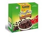 Giusto Merendine Soffici Al Cioccolato Senza Glutine 200g