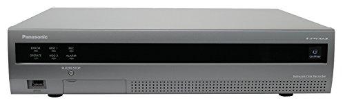 Panasonic WJ-NV200CH9/4TB Netzwerkkamera i-Pro Smart NVR grau -