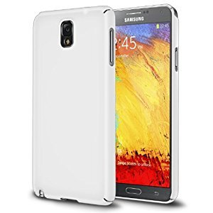 [ALL AROUND PROTECTION] RINGKE SLIM® Galaxy Note 3 Case [BETTER GRIP] [White]