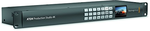ATEM SWATEMPSW4K Blackmagic Production Studio Live Switcher -