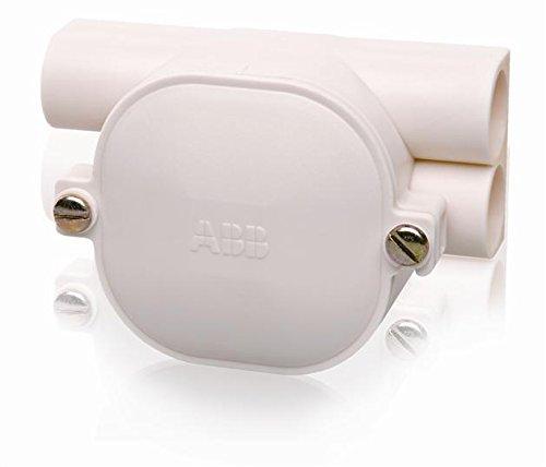 Abb-entrelec - Caja ip44 80x80x40 tapa presión