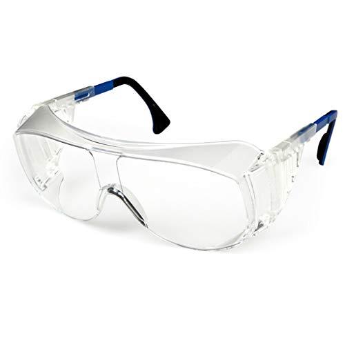 CY Schutzbrille, Anti-Schock- / Anti-Spritz-Arbeitsschutzbrille, Anti-Staub-Staub-transparente Augenschutzmaske