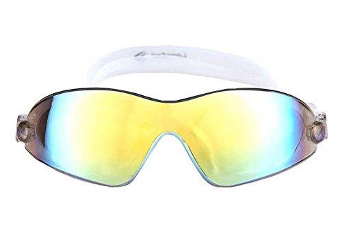 Universal-HD UV Water Fog Schwimmbrille 2 --- Farbe Film