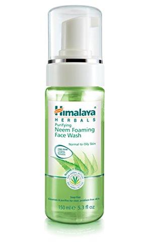 Foto de Himalaya Herbals Espuma Limpiadora Facial de Nim Purificante - 150 ml