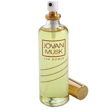 Jovan Musk Cologne Spray - 96ml/3.2oz by Jovan - Jovan Musk Set