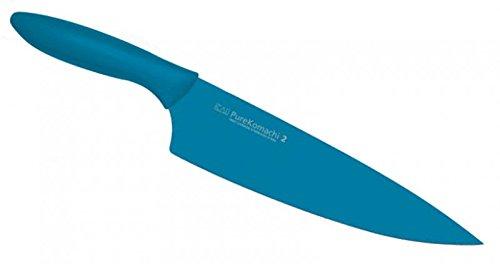 Kai Pure Komachi 2 Kochmesser, Messer, Universalmesser, Küchenmesser, 20 cm, AB-5706