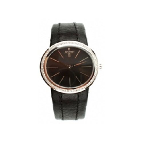 Joop Women's Quartz Watch JP100532F03 with Leather Strap