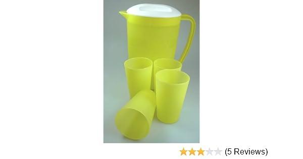 Kühlschrankkanne : Saftkanne saftkrug kühlschrankkanne kühlschrankkrug liter inkl