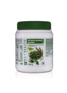 amway Nutrilite All Plant Protein Powder 500Grm by Amway