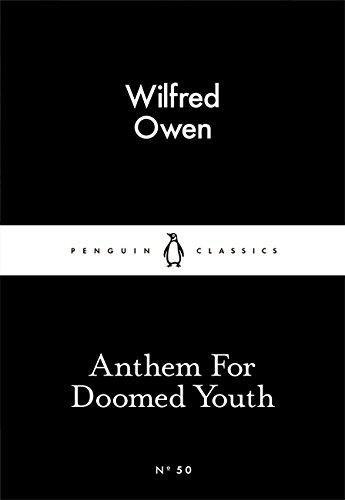 Anthem For Doomed Youth (Penguin Little Black Classics)