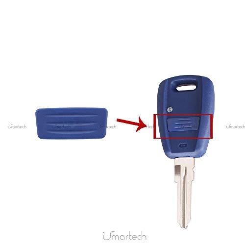 Botón Pad para llave mando a distancia 1botón coche FIAT PUNTO PANDA...