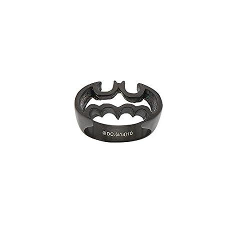 DC Comics The Batman Cutout Logo Ring | 7