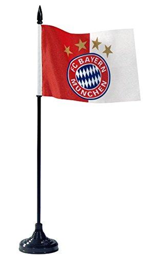 FC Bayern Sound Fahne Stern des Südens