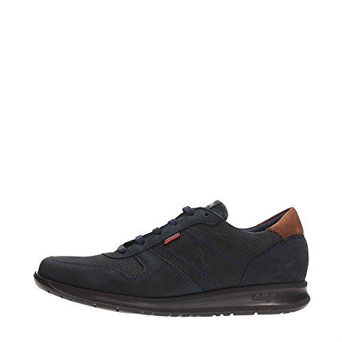 CallagHan 86507 Sandalo Uomo Crosta MARINO MARINO 41