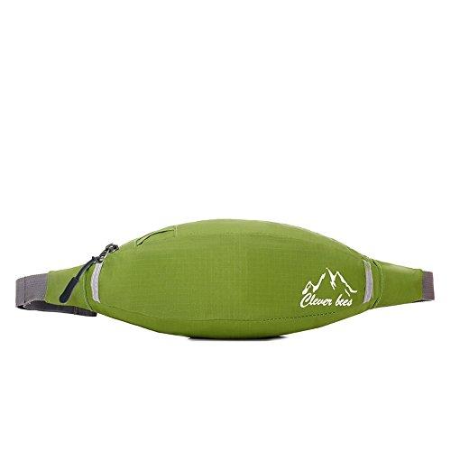 dushow-outdoor-multi-functional-waist-pack-bag-green
