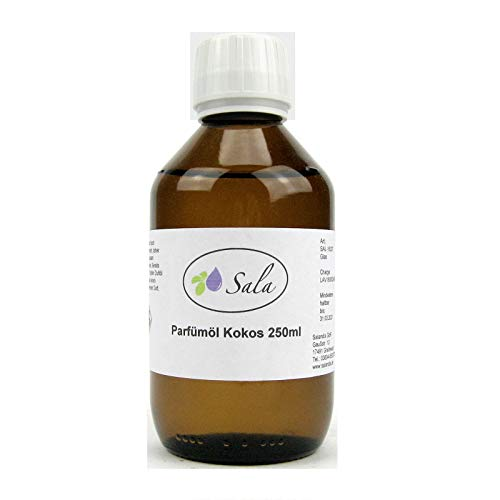 Sala Kokos Duftöl Parfümöl Aromaöl 250 ml -