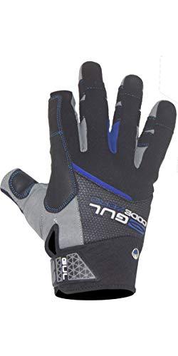GUL CZ Winter 3-Finger Handschuh Schwarz - Easy Stretch - Unisex -
