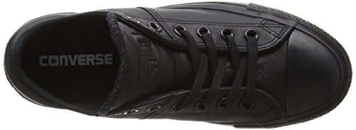 Converse Chuck Taylor All Star Madison, Baskets Basses Femme Noir (Black/Black/Black)