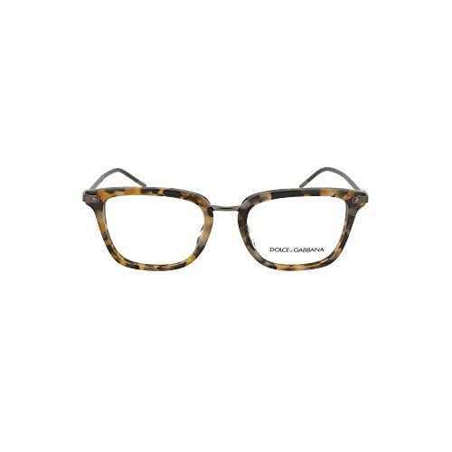 Ray-Ban Herren 0DG3319 Brillengestelle, Gold (Blue Havana), 52.0