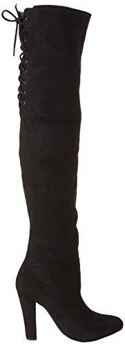 Steve Madden Footwear  Gleemer Overknee - Bottes - Femme Noir