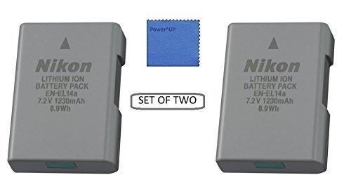 EN EL14 a Lithium Ion Akku