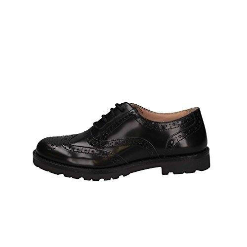 Florens Florens Z8220V Pelle Nero French Shoes Kind Schwarz 36