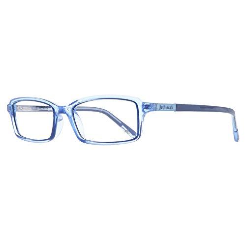 Just Cavalli Unisex-Erwachsene Brille JC0531 084 54 Brillengestelle, Blau,