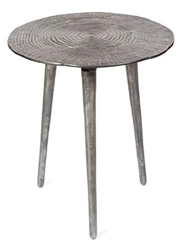 Schale Tablett Holz Korb Dekoration Tischdeko Garten Terrasse Veranda Wohnen