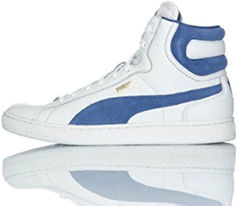 2074bb227f4f chaussures chaussures chaussures premier tour c'est Blanc monaco Bleu 14 /  15 puma b00p8u4gso parent | Sélection Large 5974a2