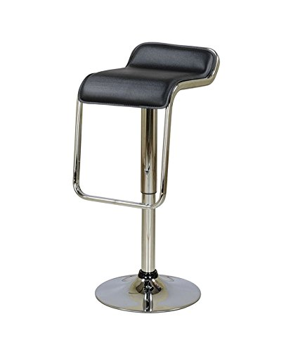 MBTC Airtel Cafeteria & Bar stool/Chair in Black