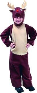 Imagen de disfraz infantil de reno. 10  13 años