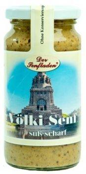 Völki Senf Altenburger Senf süß scharf ( 1 x 200 ml)