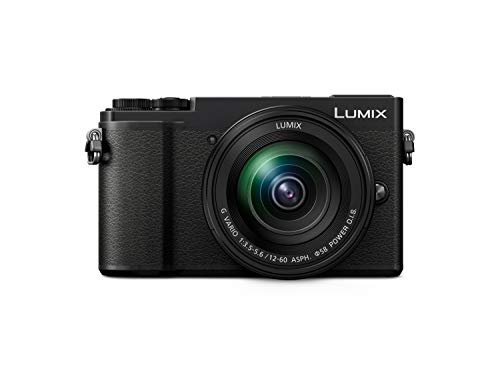 Panasonic Lumix DC-GX9MEG-K (Kit) Black