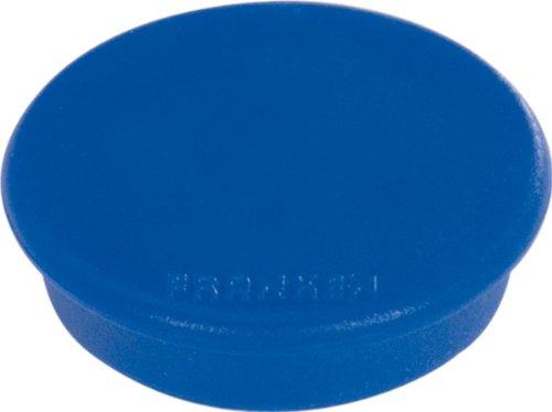 Franken HM30 03 Magnet (32mm, 800 g) 10 Stück blau