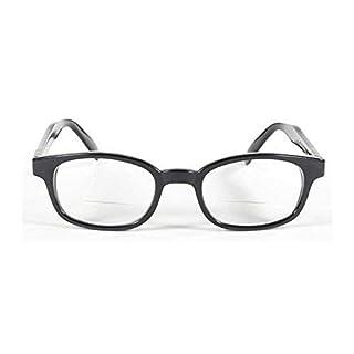 KDS Brille kd' S Sonnenbrille für presbytes–readerz Clear Biker Korrektur + 1,50