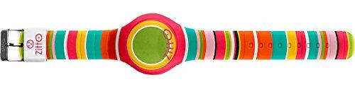 Orologio digitale ZITTO in silicone multicolor CUBANMOOD-MINI-FI