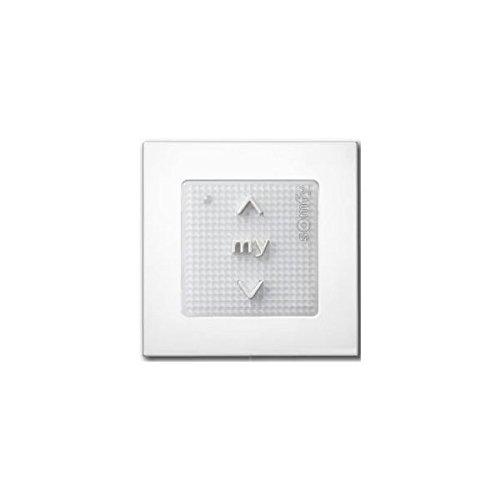 SOMFY - Commande impulsionnelle SMOOVE Origine RTS blanc Somfy - 1810880