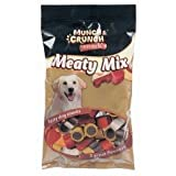 2 Packs of Munch & Crunch Snacks Meaty Mix