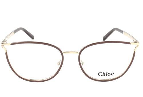 Chloè Damen Ce2132 Chloe Brillengestelle, Schwarz, 53