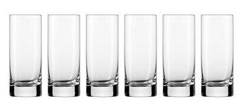 Schott Zwiesel LONGDRINK Paris 79 Longdrinkglas, Tritan Kristalglas, Transparente 6.2 cm, 6