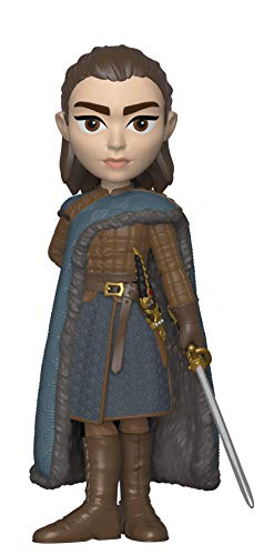 Funko 35554 Rock Candy: Game of Thrones: Arya Stark, Multi