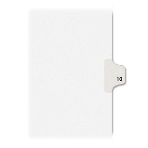 avery-individual-legal-exhibit-dividers-allstate-style-10-side-tab-85-x-11-inches-pack-of-25-82208