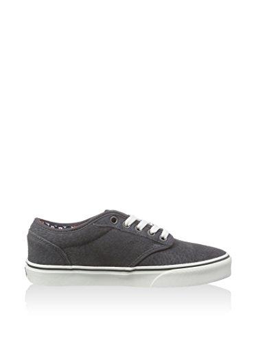 Vans Atwood, Sneaker Uomo Magnet/Blnc De Blnc