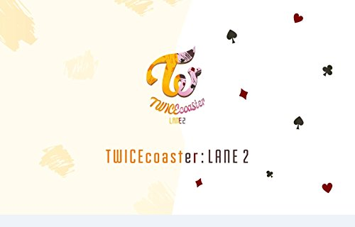 Price comparison product image Twice Special Album - Twicecoaster: Lane 2 (Random preorder benefit Ver)[+official poster(+9 photocards)][+twice bookmark][+Autograph event photo][+Polaroid autograph photo][+Selfie][+Post card][+Sticker]