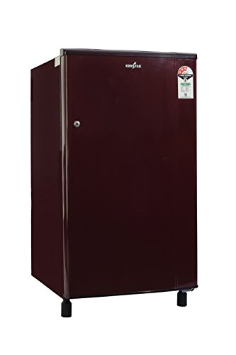 Kenstar NH163BBR-FDA Direct-cool Single-door Refrigerator (150 Ltrs, 3 Star Rating, Burgundy Red)