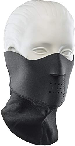 Held Neck- And Facewarmer Neck-/Facewarmer Black S
